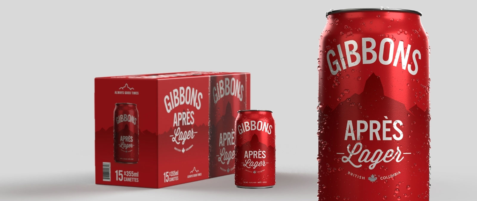 gibbons apres lager 15-pack coming soon